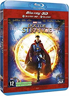 Doctor Strange [Combo Blu-ray 3D + Blu-ray 2D] (B01LTHXF72) | Amazon price tracker / tracking, Amazon price history charts, Amazon price watches, Amazon price drop alerts