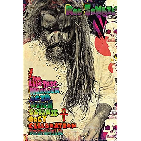 Póster Rob Zombie