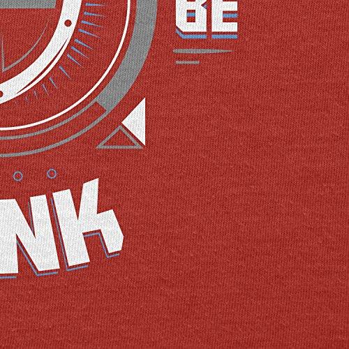 TEXLAB - Born to be Tank - Herren T-Shirt Rot