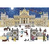 Alison Gardiner Tradicional Calendario de Adviento: Navidad en el palacio