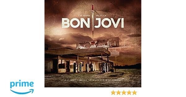The Many Faces Of Bon Jovi