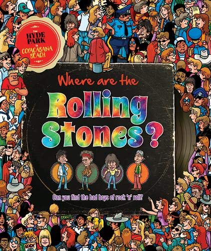 Where are The Rolling Stones? (Find Me)