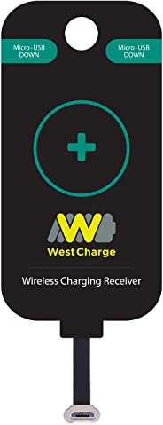 WestCharge Wireless Charging Receiver (Micro USB - Down)