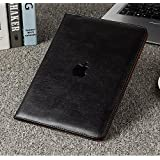 """7.9"""" Inch IPad Mini 1 2 3 Smart Case Cover , Ultra Slim Business Style Auto Wake-up Sleep Leather Magnetic Smart Flip Case Cover For Apple IPad Mini 1 (1st Gen) / Mini 2 / Mini 3 *(iPad Mini 7.9"""")* Inch Flip Case Cover (Black)"""