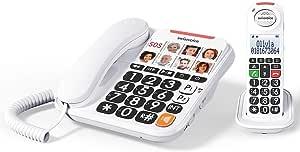 Swissvoice Xtra 3155 Amplified Telefon Kombi Mit Elektronik