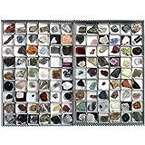 Colección de 108 minerales y rocas