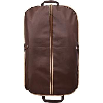 OUNONA Borsa da viaggio portatile a tenuta di polvere Grande Custodie e borse  porta abiti a7c52d852b9
