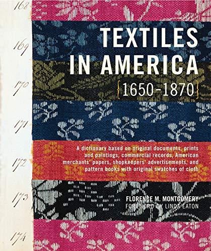 Textiles in America, ()