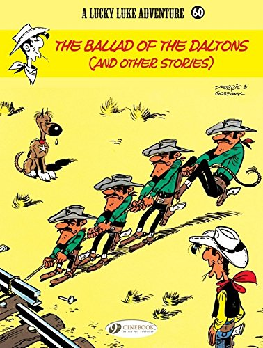 Lucky Luke - tome 60 The ballad of the Daltons - And other stories (60)