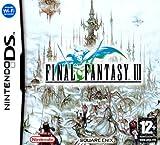 Final Fantasy III (Spiel in Deutsch, Verpackung und Handbuch auf Italienisch)
