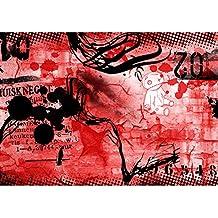 Suchergebnis Auf Amazon De Fur Graffiti Tapete Jugendzimmer Liwwing