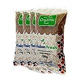 #7: Vision Fresh Organic Cumin Seed (Whole Jeera) - 800 grm - Pack of 4 (200 Gram Each)