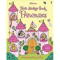 Princesses (Usborne First Sticker Books)