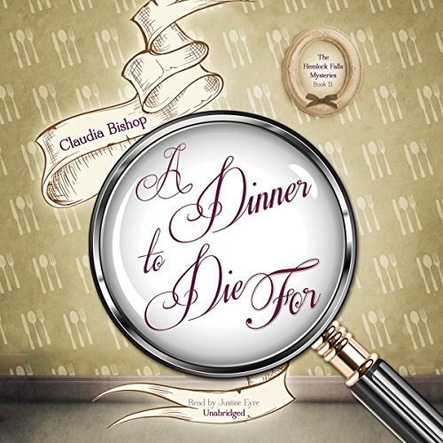 A Dinner to Die For  Audiolibri