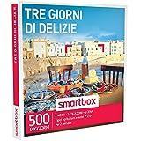 Smartbox Cofanetto Regalo - TRE GIORNI DI DELIZIE - 500 soggiorni di gusto in agriturismi e hotel 3* o 4*