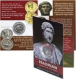 denier (Monnaie) Réplique Monnaie Lot d'Hadrien...
