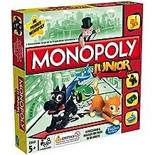 Monopoly - Junior (Hasbro A6984105)