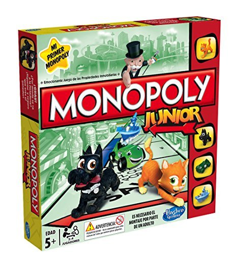 Monopoly - Junior Hasbro A6984105