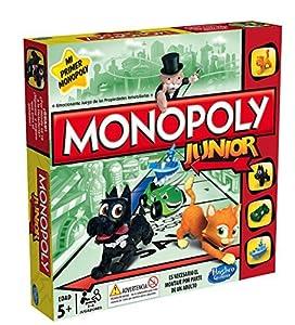 Hasbro Gaming - Juego de mesa Monopoly Junior (A6984105) (versión española)