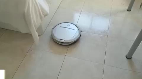 Amazon.es:Opiniones de clientes: Ecovacs DM82 Robot Limpiador de Pisos, 11 W, 0.45 litros, 11 Decibeles, Otro, Blanco