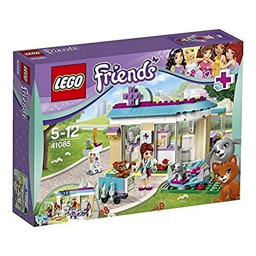 Brand-new-LEGO-Friends-41085-Animal-clinic-block-From-JAPAN-by-LEGO