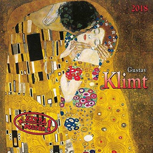 Gustav KLIMT 2018 (Slimline)