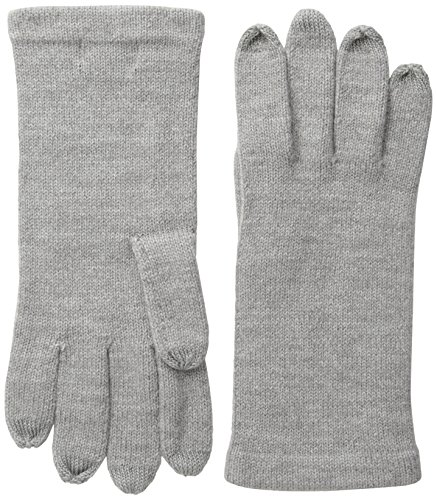 echo-womens-all-over-touch-gloves-grey-heather-one-size