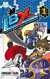 LBX : Little Battlers Experience Edition simple Tome 1