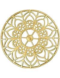 MY iMenso portada insignia plata dorada 33 mm 33-1202
