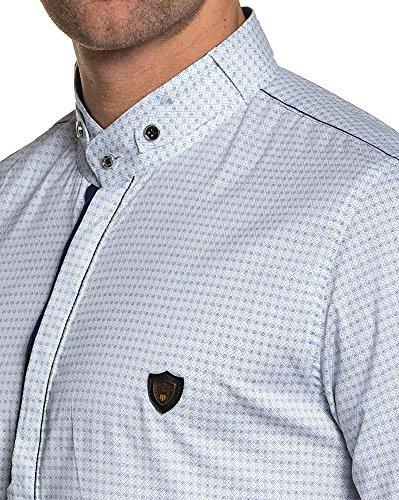 BLZ jeans - Chemise homme blanche habillée city Blanc