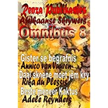 Afrikaanse Skrywers Omnibus 8 (Afrikaans Edition)