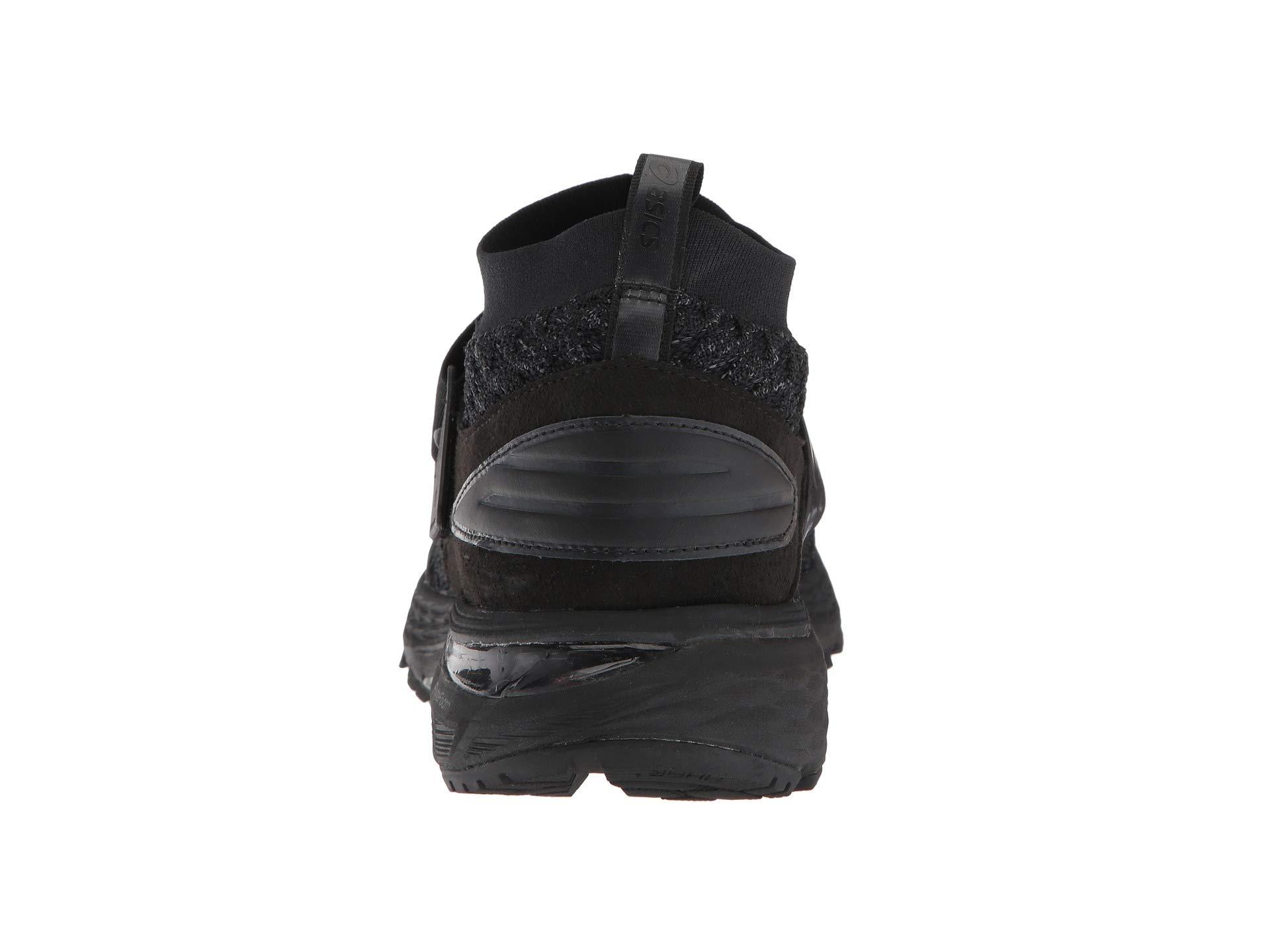 61Wf4vxBMTL - ASICS Mens Gel-Kayano 25 Obistag Black/Carbon Running Shoe - 9