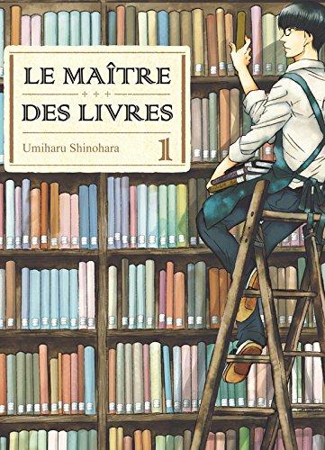 Le maître des livres [Bande dessinée] [Série] (t.01) : Le maître des livres. 1