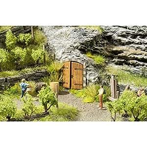 Noch - 14225 - Modélisme Ferroviaire - Éléments De Décoration - Portes De Grotte