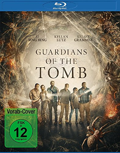 Guardians of the Tomb [Blu-ray]