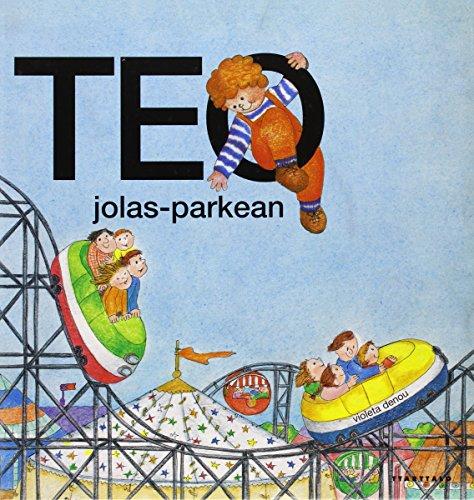 Teo Jolas-parkean (Teo eta bere ingurua) por Violeta Denou