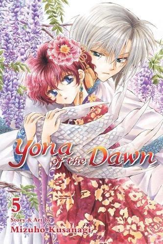 Yona of the Dawn, Vol. 5 por Mizuho Kusanagi