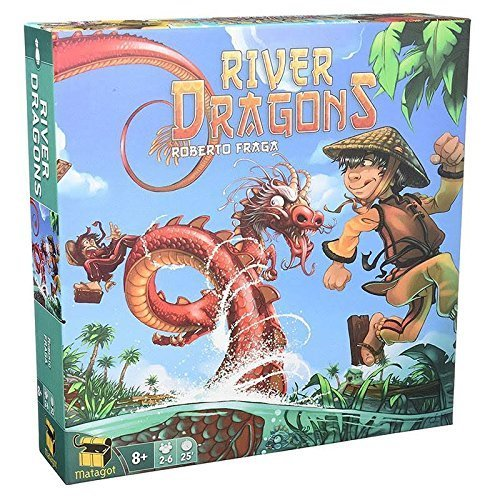 River Dragons (Asmodee – River Dragons (ade0riv01ml))