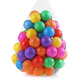 100pcs Baby Colorful Water Pool Ocean Wave Ball Outdoor Sports Toy