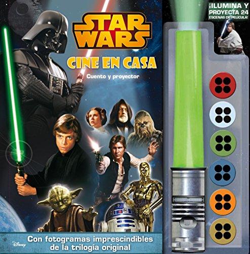 Star Wars. Cine en casa