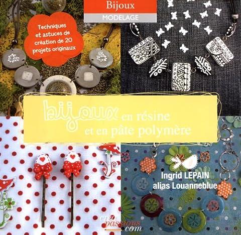 Bijoux En Resine - Bijoux en résine et en pâte