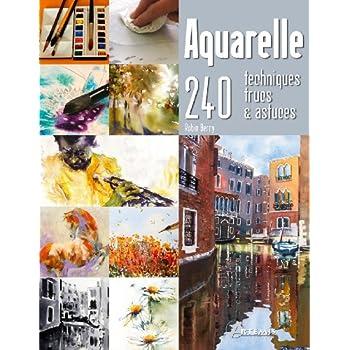 Aquarelle : 240 techniques, trucs et astuces