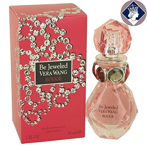 Vera Wang Be Jeweled Rouge Eau De Parfum Spray für Sie, 30 ml - Vera Wang Für Frauen-parfüm
