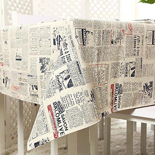 New One Day-Manteles simples manteles manteles moda , 90x140cm