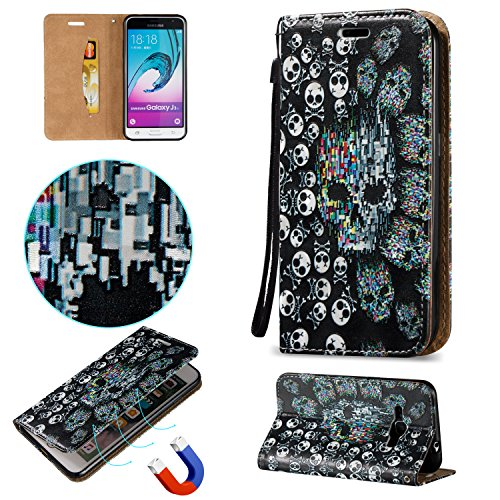 Samsung-Galaxy-Grand-Neo-Plus-I9082-Case-Cover-Anti-ScratchWaterproof-Cozy-Hut-Practical-Fashionable-New-3D-Stereoscopic-Patterns-PU-Folio-Leather-Wallet-Designer-Flip-Magnetic-with-Wrist-Strap-and-Ca