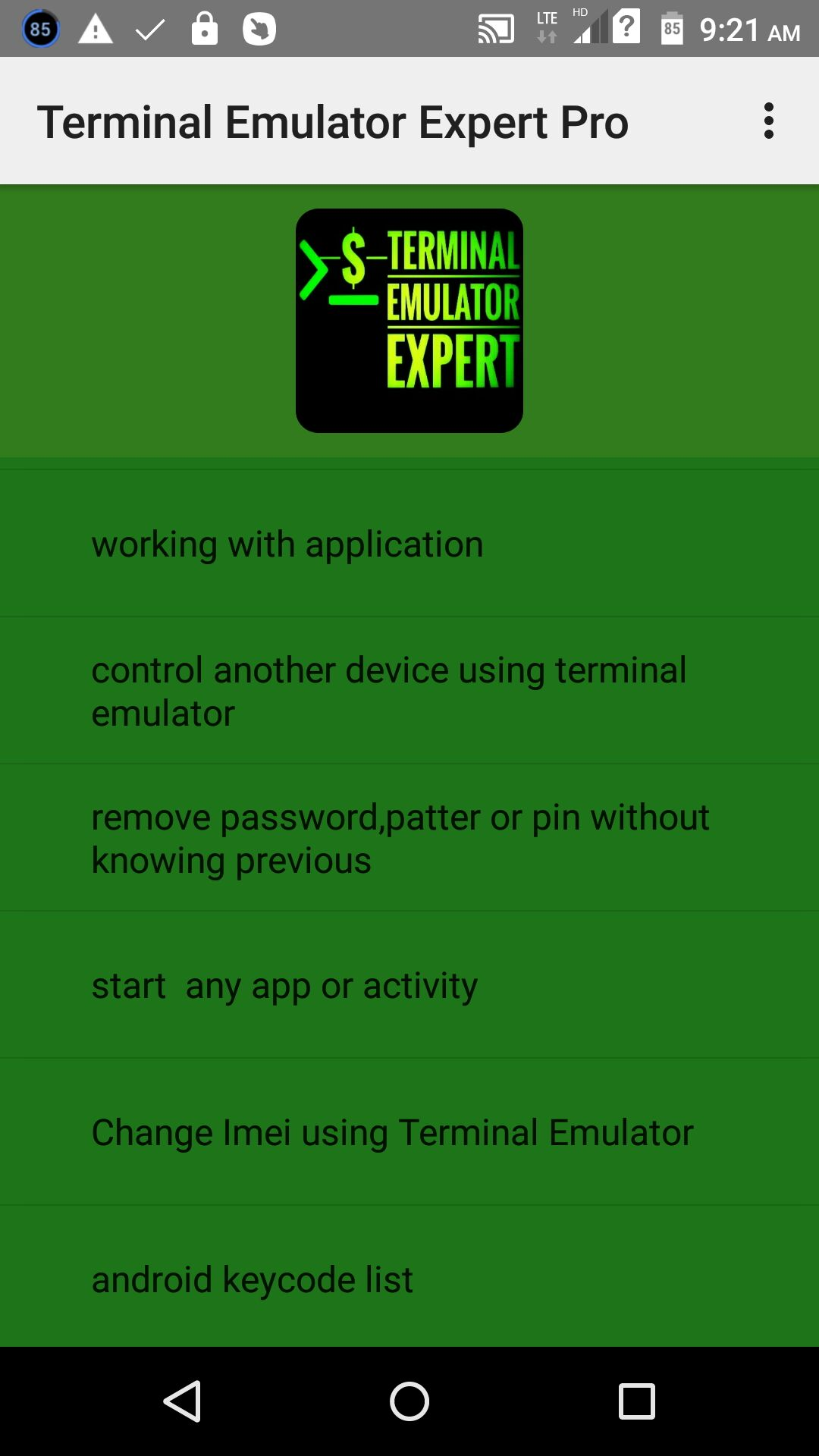 terminal emulator expert pro: Amazon co uk: Appstore for Android
