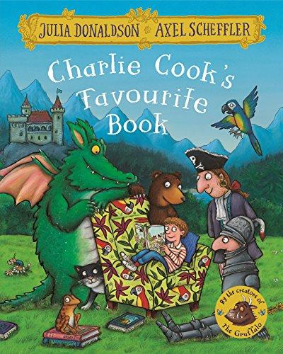 Charlie Cook's Favourite Book por Julia Donaldson