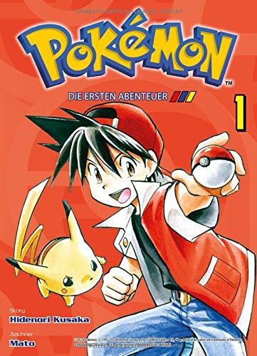 Pokémon – Die ersten Abenteuer: Bd. 1