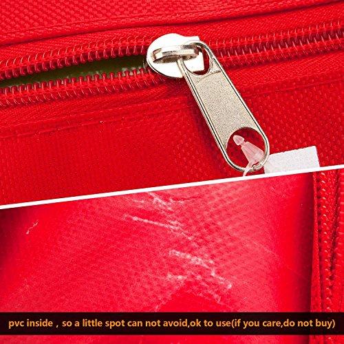 61WftX52xwL - GL Gear Portable Kit de Primeros Auxilios Medical Survival Bag, Mini Emergency Bag para Coche, hogar, Picnic, Camping, Viaje y Otras Actividades al Aire Libre (41 Piezas/Juego)