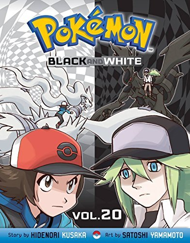 Pok?on Black and White, Vol. 20 (Pokemon) by Hidenori Kusaka (2015-02-03)